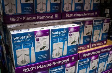 waterpik water floss